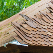 Traditional Wood Shingles